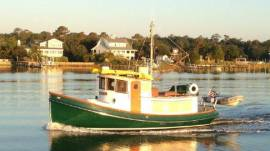 1987 Lord Nelson Victory Tug