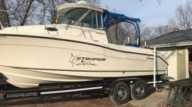 2004 Seaswirl Striper 2601