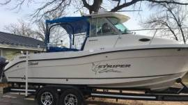 2004 Seaswirl Striper 2601