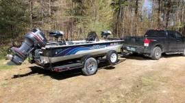 Ranger Cherokee Bass Boat