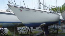 1986 C&C 25 Sailboat