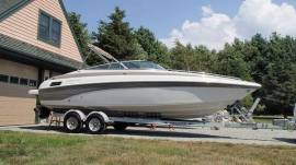 06 Crownline 27ft Bowrider