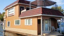 2012 Custom-Craft 50 Houseboat
