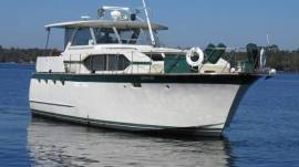 1968 Chris-Craft 46 Roamer Riviera