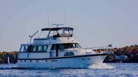 1979 Hatteras Motor Yacht USCG COI 35 PASSENGERS!