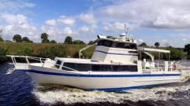 1989 Custom Neuville 46 Dive-Crew Boat