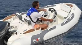 2018 Avon Seasport 360 Deluxe