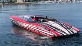 2020 MTI Marine Technology Inc 43 Pleasure