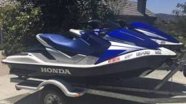 HONDA AQUATRAX TURBO JET SKIS F-12X R-12X 2