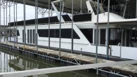 2002 16x75ft Sumerset Custom Houseboat