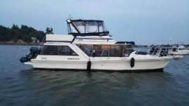 1987 Bluewater Yachts Chesapeake 42/CR