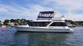 1987 Bluewater Yachts Chesapeake 42/CR