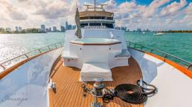 1988 Broward 103 Raised Pilothouse