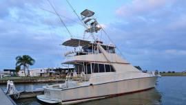 74' Halter Aluminum Custom Sport Fisherman