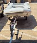 ACHILLES INFLATABLE WITH MCCLAIN TRAILER & GEA