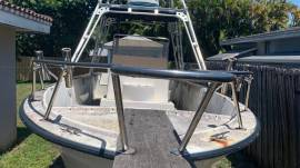 1986 28ft Robalo fishing machine with tuna tower