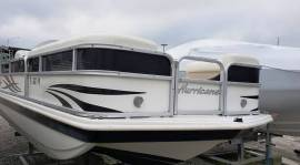 2013 Hurricane 196 FUNDECK