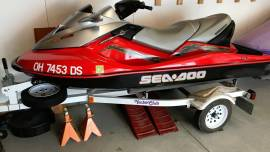 2004 Sea-Doo 4-tec Supercharged