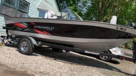 Starweld 19 fish/ski 150 Yamaha