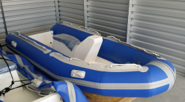 2017 13ft Rigid Hull Inflatable Boat
