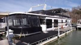 1996 Jamestowner Houseboat