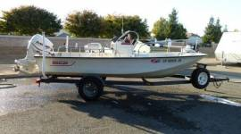 1986 Boston Whaler 17 Montauk
