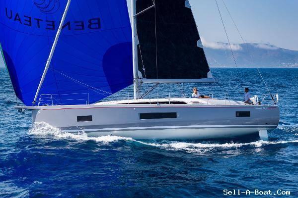 2019 Beneteau Oceanis 46 1