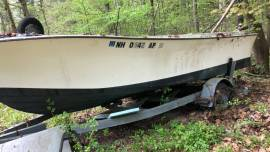 1963 Sea Ray Mark Twain Edition Kit boat