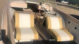 1967 Classic Larson Lap Line Boat