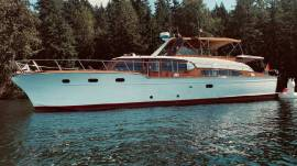 1954 Chris-Craft Conqueror