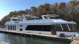 2010 Stardust Cruisers 19 x 96 Houseboat
