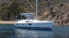 2004 Hunter 420 Passage