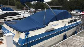 Sea Ray Sundancer 1987 with Load Rite Trailer