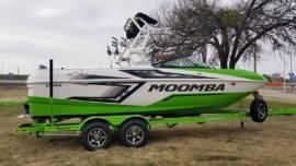 2019 Moomba Craz Moomba