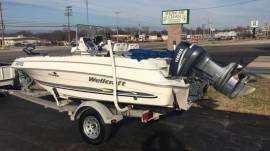 2003 Wellcraft 180 Fisherman