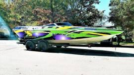 1995 Checkmate Boats Inc 219 Persuader