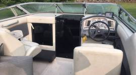 Crown line 21' With Cuddy cabin 21CCR